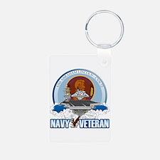 CVN-72 USS Lincoln Keychains