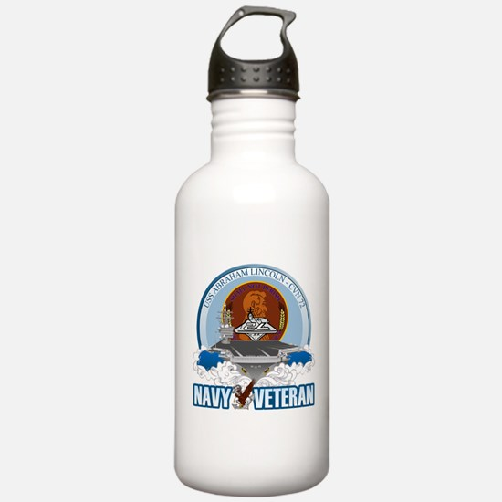 CVN-72 USS Lincoln Water Bottle
