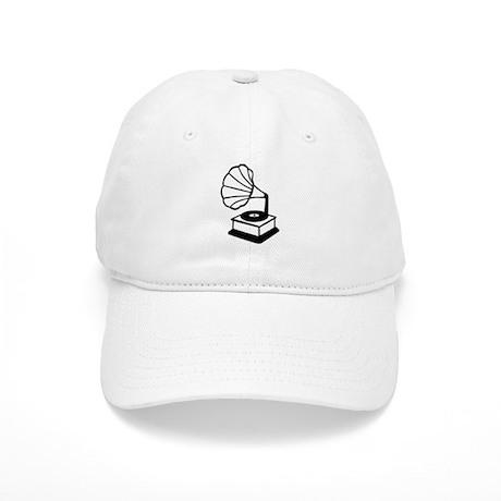 Gramophone Cap