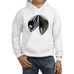 Silver Fortune Cookie Hooded Sweatshirt
