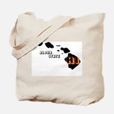 HI ALOHA STATE Tote Bag