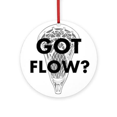 Got Flow? Ornament (Round)