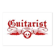 Guitarist Postcards (Package of 8)