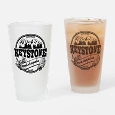 Keystone Old Circle 2 Drinking Glass