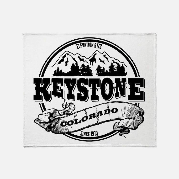Keystone Old Circle 2 Throw Blanket