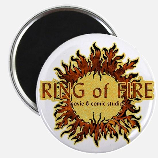 Sun Fire logo Magnet