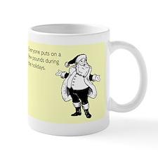 Holiday Pounds Mug