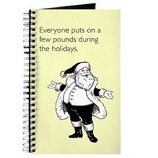 Holiday Pounds Journal
