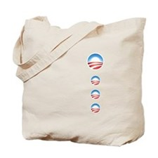 Unique Democrat logo Tote Bag