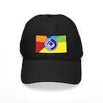 Occupy Wall Street Flag Black Cap