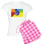 Occupy Wall Street Flag Women's Light Pajamas