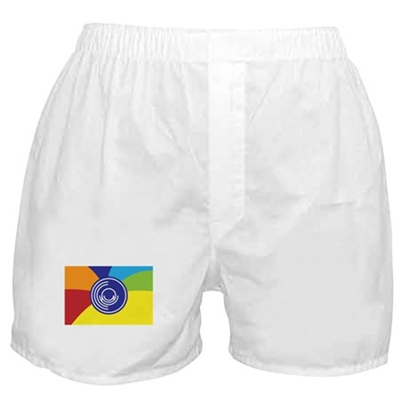 Occupy Wall Street Flag Boxer Shorts