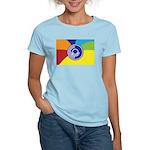 Occupy Wall Street Flag Women's Light T-Shirt