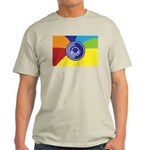 Occupy Wall Street Flag Light T-Shirt