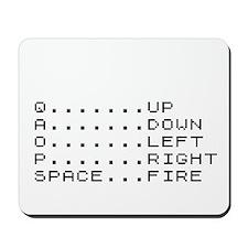 JSW Mousepad