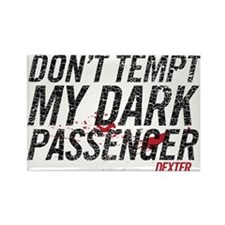 Dark Passenger Rectangle Magnet