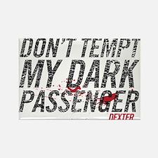 Dark Passenger Rectangle Magnet