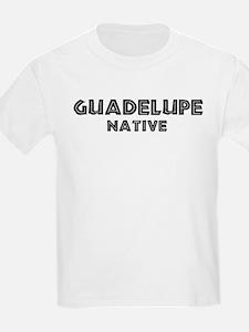 Guadelupe Native Kids T-Shirt