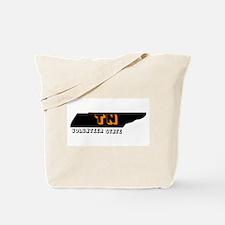 TN VOLUNTEER STATE Tote Bag