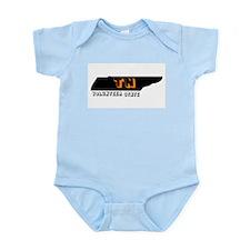 TN VOLUNTEER STATE Infant Creeper