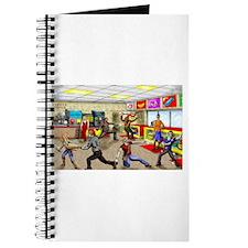 Store Brawl Journal