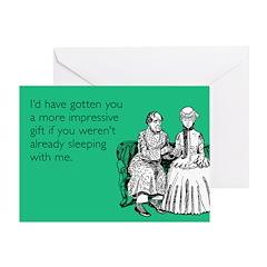More Impressive Gift Greeting Card