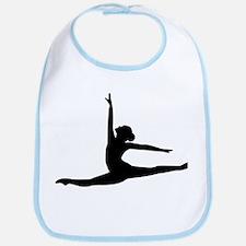Ballet Dancer Ballerina Bib