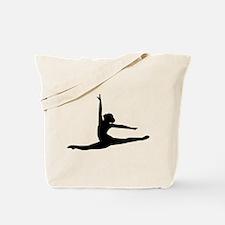 Ballet Dancer Ballerina Tote Bag