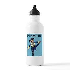 Pi Ra Tes - Sports Water Bottle