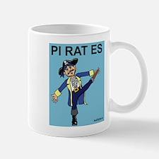 Pi Ra Tes - Mug
