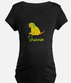 Shannon Loves Puppies T-Shirt