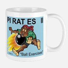 PI RAT ES II - Mug