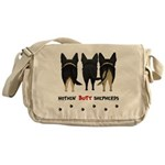 Nothin' Butt Shepherds Messenger Bag