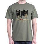 Nothin' Butt Shepherds Dark T-Shirt