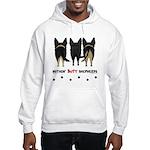 Nothin' Butt Shepherds Hooded Sweatshirt