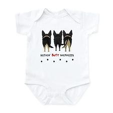 Nothin' Butt Shepherds Infant Bodysuit
