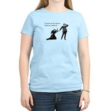 Secret Santa You Deserve Women's Light T-Shirt