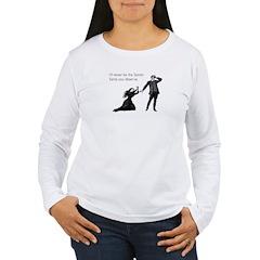 Secret Santa You Deserve T-Shirt