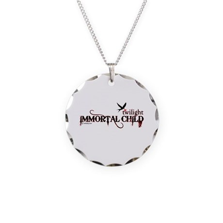 Twilight Immortal Child by Twibaby Necklace Circle