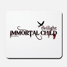 Twilight Immortal Child by Twibaby Mousepad