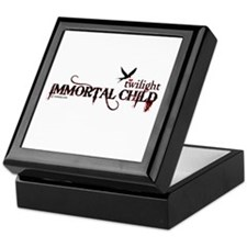 Twilight Immortal Child by Twibaby Keepsake Box