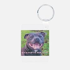 Funny Staffordshire Keychains