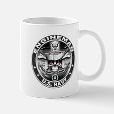 USN Engineman Skull EN Dont T Mug