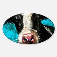 Cow Painting Decal