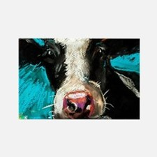 Cow Painting Magnets