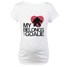 Belongs to a Goalie Shirt