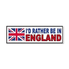 Cute British Car Magnet 10 x 3