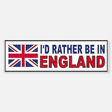 ENGLISH BUMPER_001 Bumper Bumper Bumper Sticker
