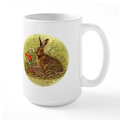 Hare Large Mug