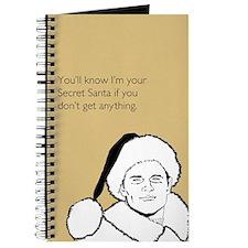 Giftless Secret Santa Journal